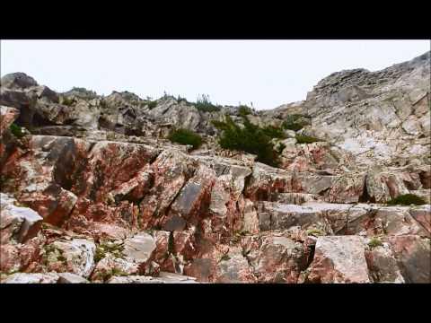 triple traverse. Twin Peaks, Sunrise Peak, Dromedary Peak