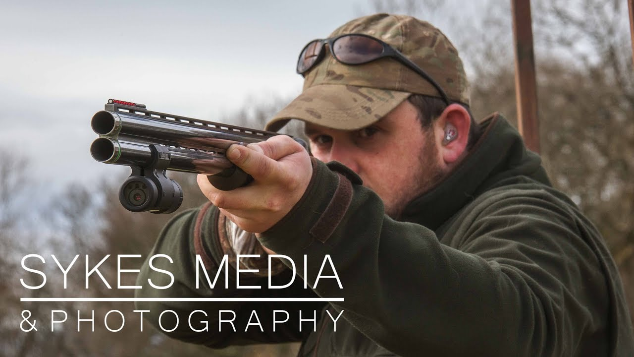 Tom Sykes - Shooting Clays with SHOTKAM