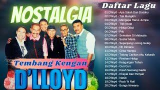 Download Lagu Terbaik D'LLOYD Full Album - Tembang Kenangan | Lagu Lawas Nostalgia 80an 90n Terpopuer