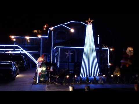 Loop Of Lights 2012 - Sam & Jenny Leon's Interactive Display