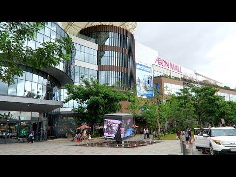 AEON MALL 2 - CAMBODIA - PHNOM PENH