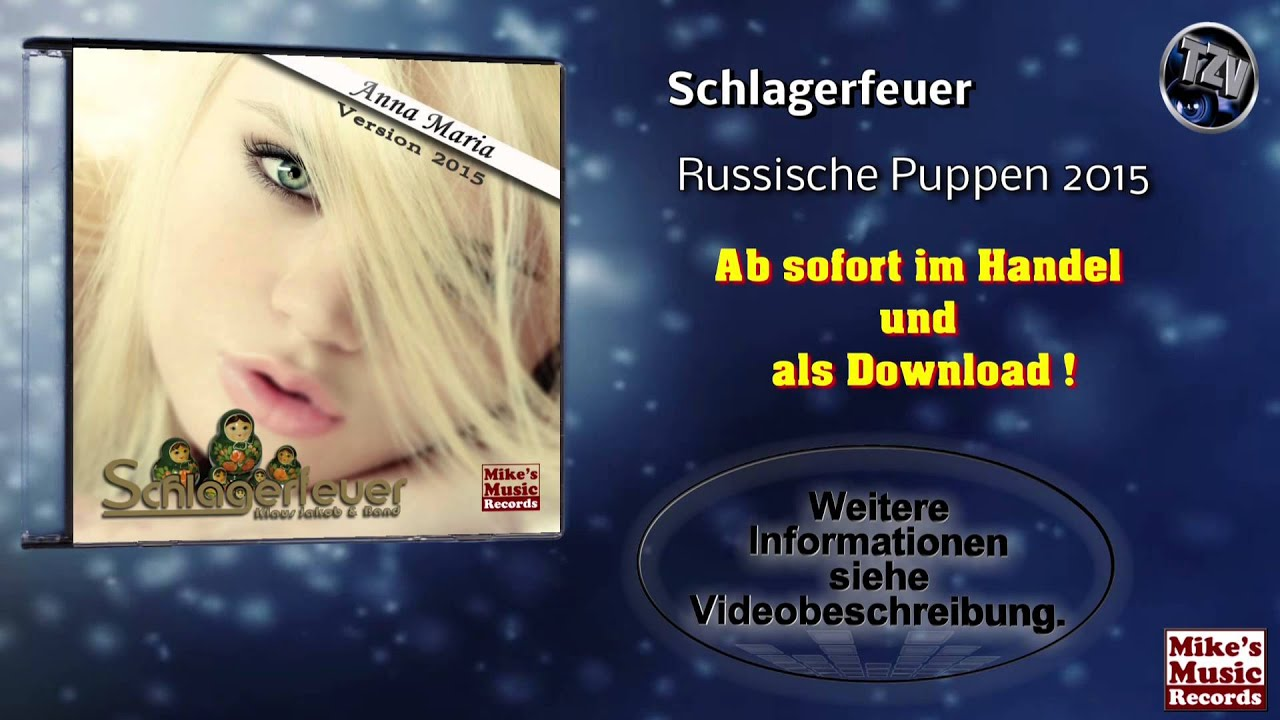 schlagerfeuer russische puppen original version 2015 youtube. Black Bedroom Furniture Sets. Home Design Ideas