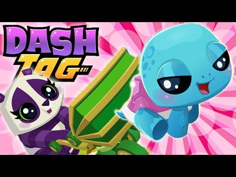 Tagging 50 Pets On Dash Tag | Dash Tag Animal Jam