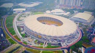 [B2B] Samsung LED Signage: Case study - National Stadium, KL Sports City