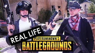 BATTLEGROUNDS in REAL LIFE | AIRSOFT