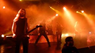 Amon Amarth - The Hero  - Hamburg (Markthalle) 17.08.2012