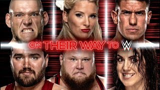EC3, Heavy Machinery, Lacey Evans, Nikki Cross, Lars Sullivan Called Up To WWE From NXT