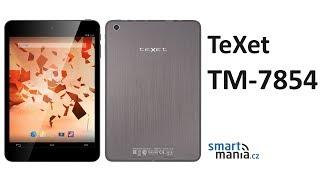 TeXet TM-7854: Recenze