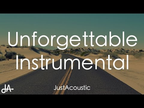 Unforgettable - French Montana ft. Swae Lee (Acoustic Instrumental)
