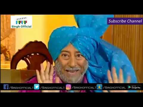 Jaswinder Bhalla | Punjabi Comedy Movie |...