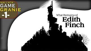 What Remains of Edith Finch - niezwykła opowieść w tajemniczym domu