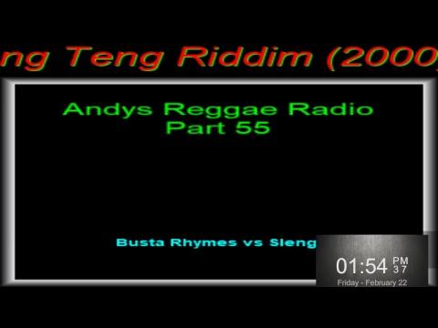 Andys Reggae Radio-Part 55