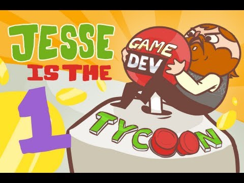 Game Dev Tycoon (Part 1): The Rebeginning