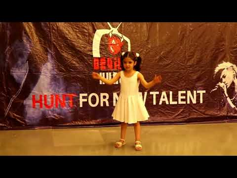dance performance by ARSHIA