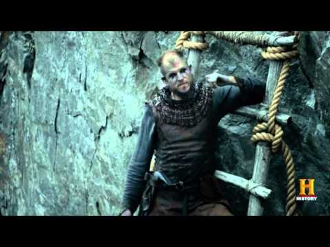 Vikings Season 4 Episode 8 Floki the boat builder