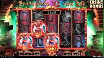 🎰 Great Book of Magic - 10 Euro ohne Einzahlung zum kostenlos spielen!