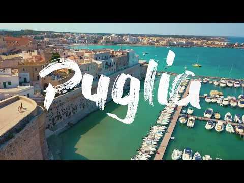 PUGLIA 4K - DJI MAVIC PRO + LUMIX GH5