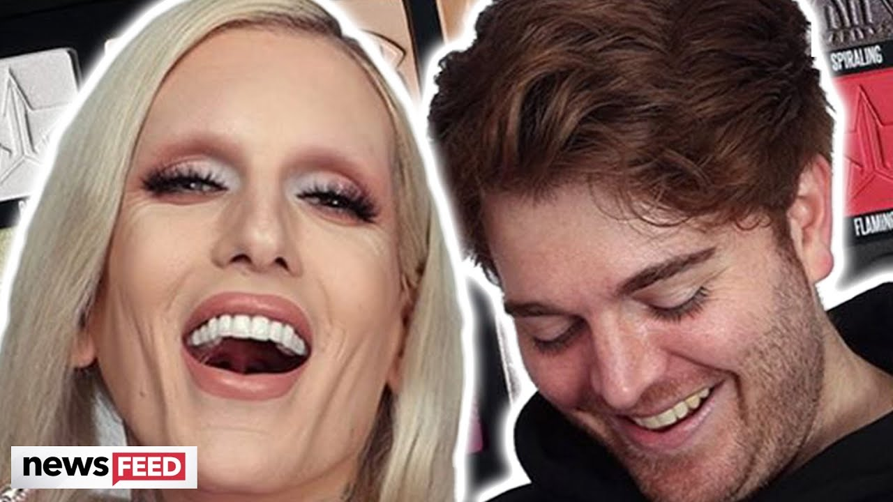 The Shane Dawson And Jeffree Star Collection Is Out And People ...