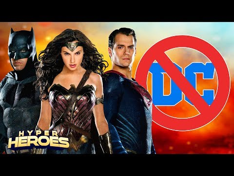 "The Term ""DC Extended Universe™"" Is A Lie? – Hyper Heroes"