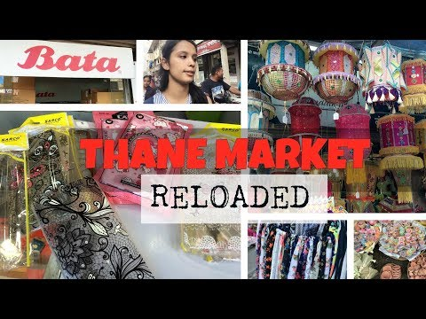 THANE MARKET RELOADED | HIDDEN MARKETS | the_fabcan | Harshita