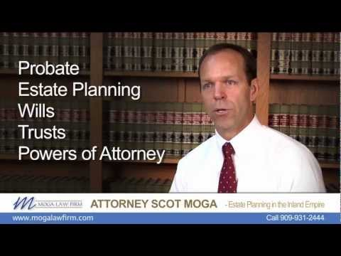 Thumbnail: Estate Planning Upland, Rancho Cucamonga, Claremont, Fontana and Montclair