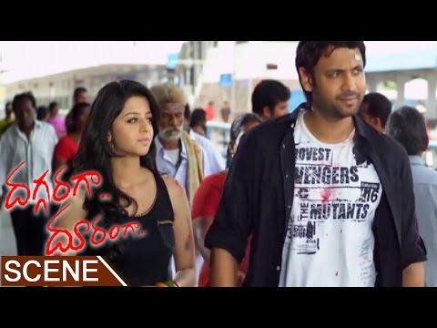 Daggaraga Dooramga Movie Climax Scene || Daggaraga Dooramga Movie || Sumanth, Vedhika