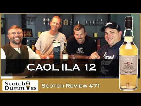 CAOL ILA 12 Single Malt Islay Whisky Review #71