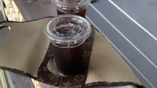 [블러쉬패션] 루이비통 커피 캐리어 I LOUISVUI…