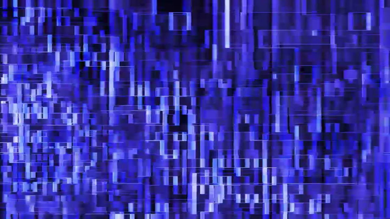 blue pixel background animation free footage hd youtube