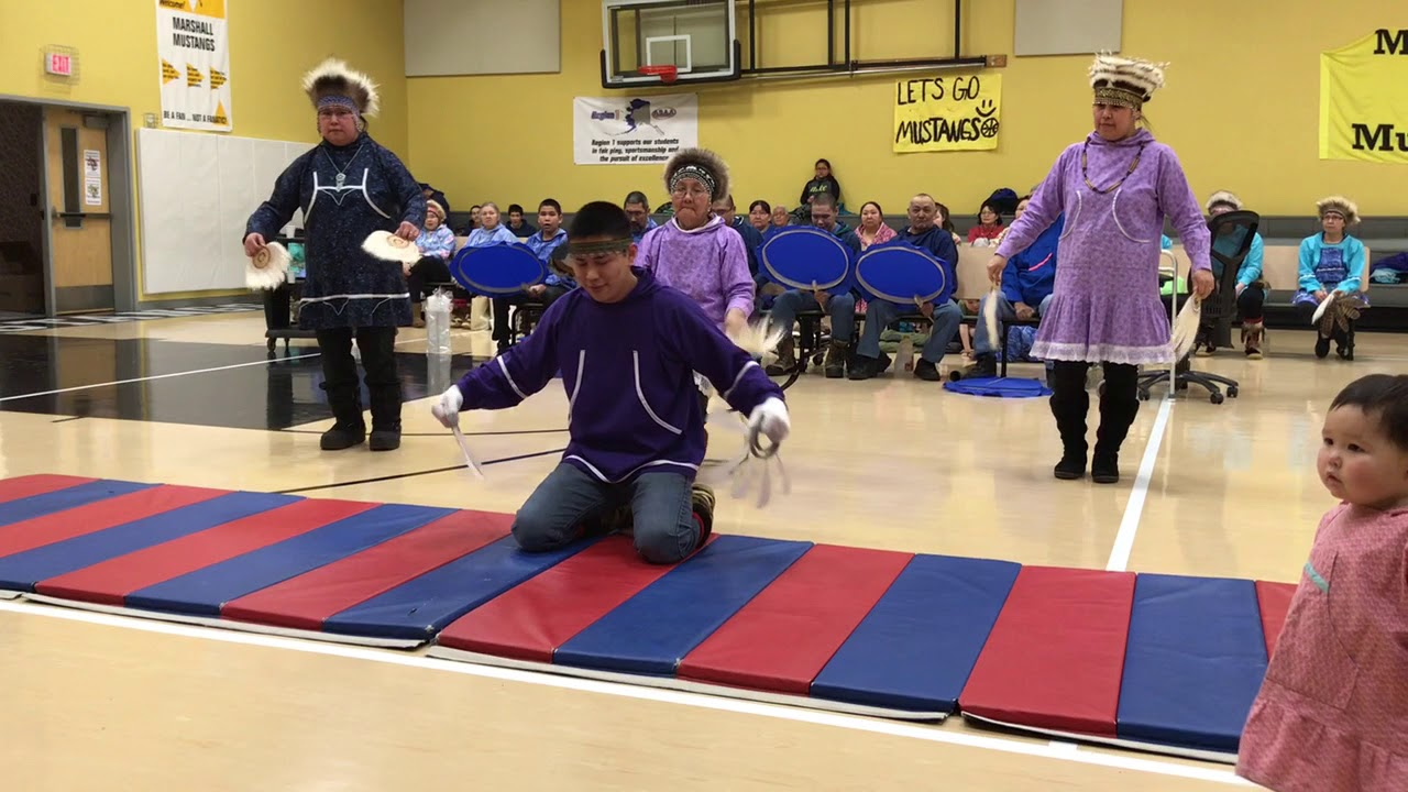 Marshall Yupik Dancers 2018