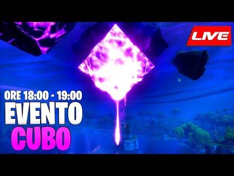 🔴 EVENTO CUBO FINALE IN LIVE! ORE 19:00 - SUPPORTA UN CREATORE: JKRMARTEX