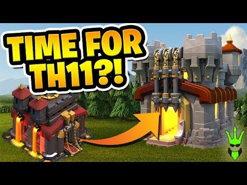 IS IT TIME TO GO TO TH11?! -