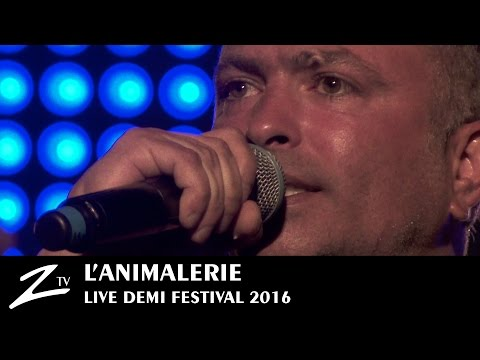 L'Animalerie - Demi Festival 2016 - LIVE HD