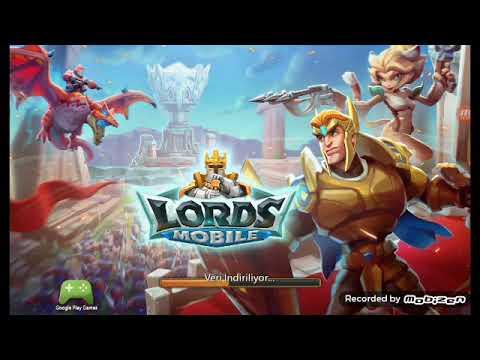 Lord Mobile Oynadım