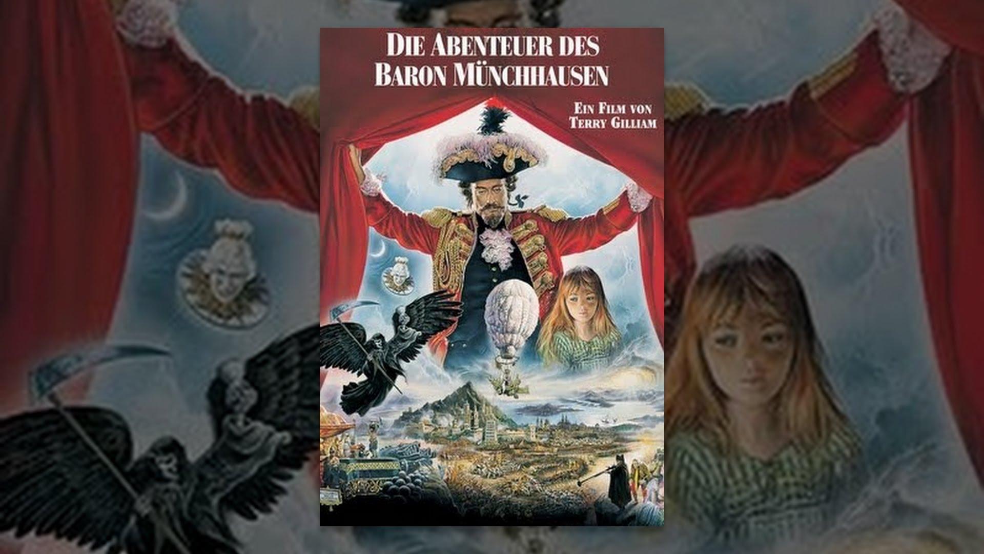 Die Abenteuer Des Baron Münchhausen 1988 Stream