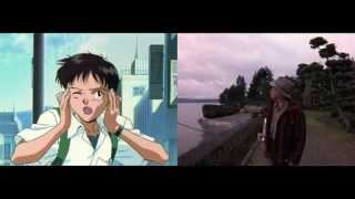 Neon Genesis Evangelion & Twin Peaks (Side by Side)