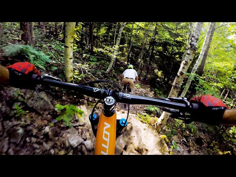 Why do they call it Chunder Muffin? Mountain Biking Marquette, Michigan