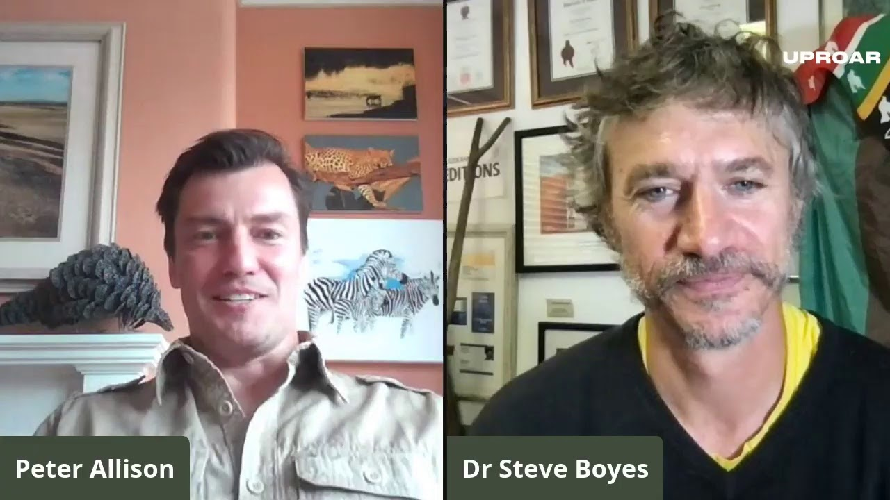 Download Deep In The Bush with Peter Allison and Dr Steve Boyes