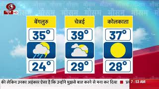 Weather updates | Check out the weather forecast for your city | 7/5/2019