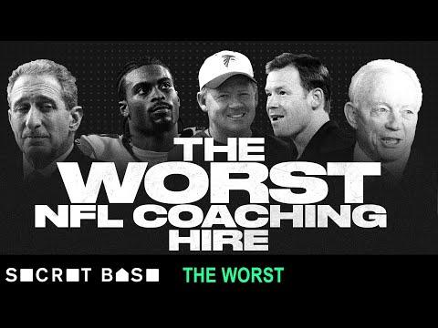 Bobby Petrino failed the Atlanta Falcons in every way | The Worst NFL Coaching Hire