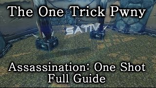 Rogue One Shot Guide: Assassination - [Sativ] [Warlords] [PvP]