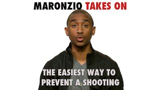 This is the easiest way to prevent a shooting