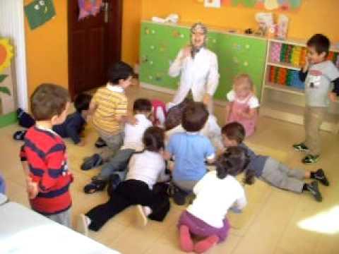 """Kartanesi Kreş- 4 yaş """"bekçi baba"""" oyunu"""