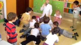 Kartanesi Kreş- 4 yaş \bekçi baba\ oyunu