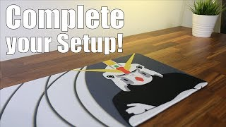 Complete your Setup with a Specter Custom Mousepad