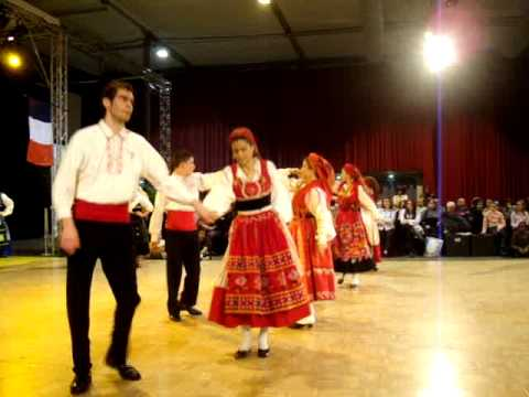Bien-aimé Danse folkorique portugaise au cours d'une fête à Limeil Brévannes  SG08