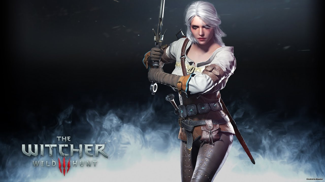 Cirilla Fiona Elen Riannon Ciri The Witcher Wild Hunt The