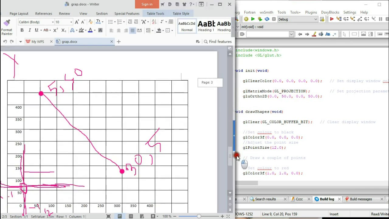 Download Computer graphics opengl line, triangle, quads drawing  Bangla tutorial