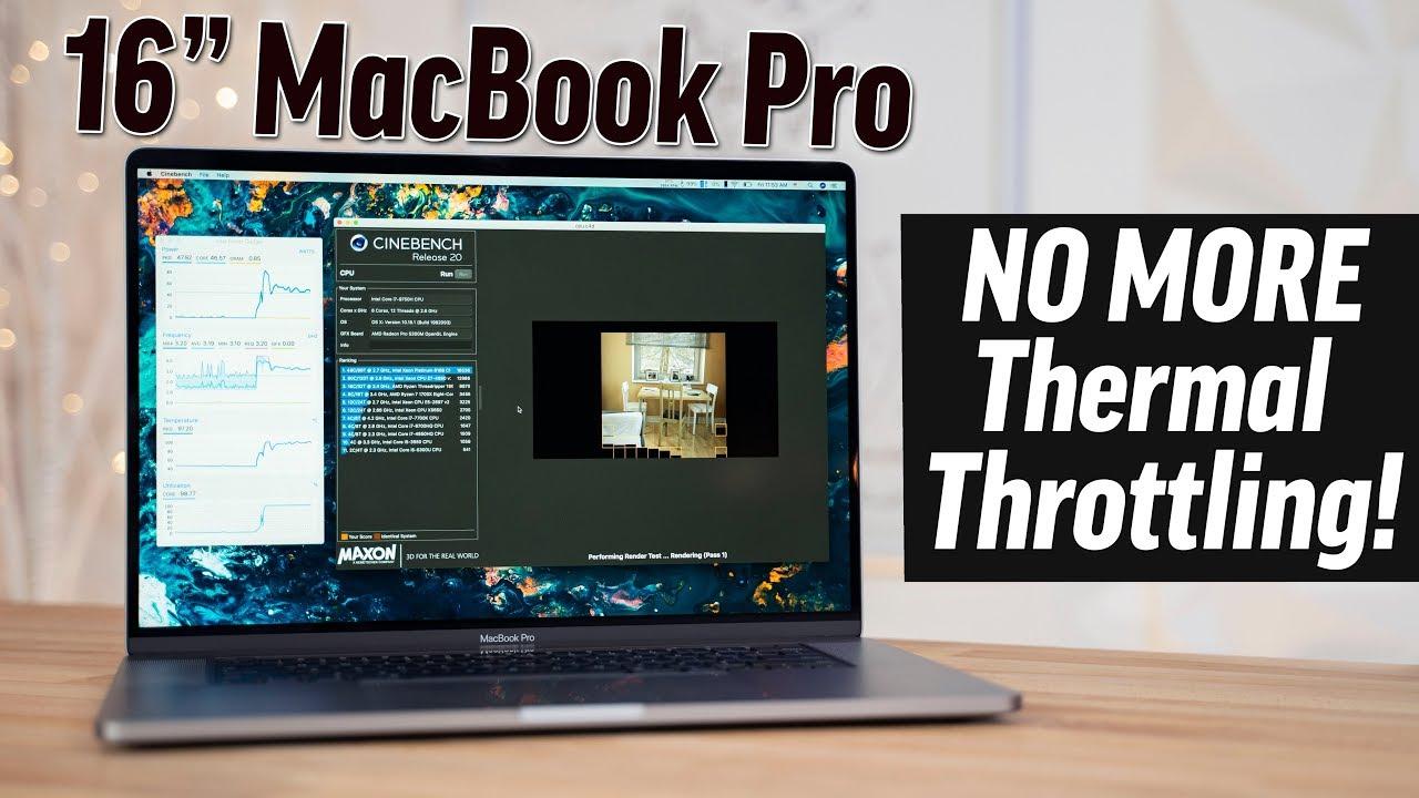 """15"""" vs 16"""" 2019 MacBook Pro - Full Comparison! - YouTube"""