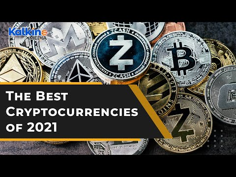 The Best Cryptocurrencies of 2021